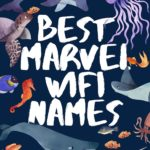 Best Marvel WiFi Names 2021 - For TOP MCU Avengers Fans