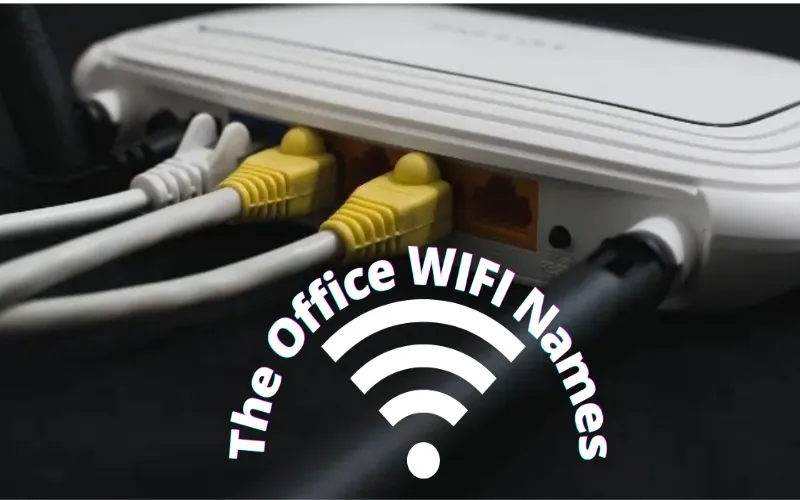 the office wifi names